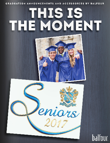BALFOUR GRADUATION BROCHURE